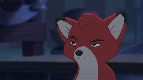 Fox and the screenshots © The Fox and the Hound
