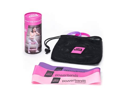 LETS BANDS POWER SET LADY - FUBO Fitness