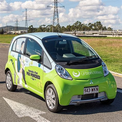 First 'poo-powered' car hits Australia's streets
