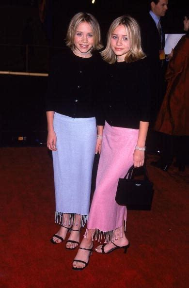 Mary-Kate and Ashley Olsen Wore Matching Outfits, Were
