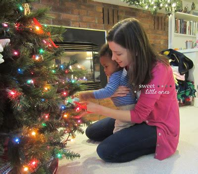 Sweet Little Ones: Christmas Blessings: God's Adoption Gifts