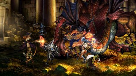 Dragon's Crown - PS3 - Games Torrents