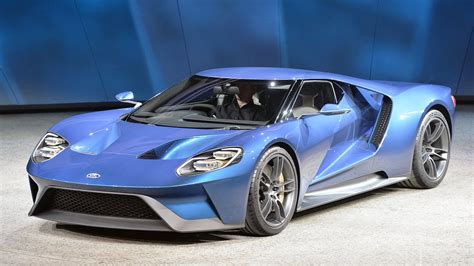 2017 Ford Gt - news, reviews, msrp, ratings with amazing