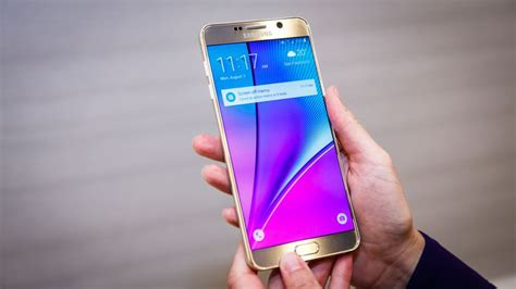 Samsung Galaxy Note 5 review: Top-end specs and stylus