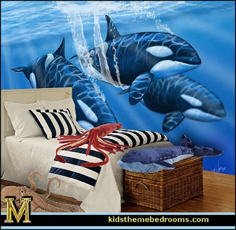 Decorating theme bedrooms - Maries Manor: whale theme