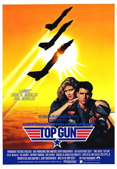 Top Gun movie posters at movie poster warehouse