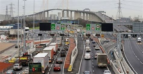 The Dart Charge to cross the M25 is going up in price for