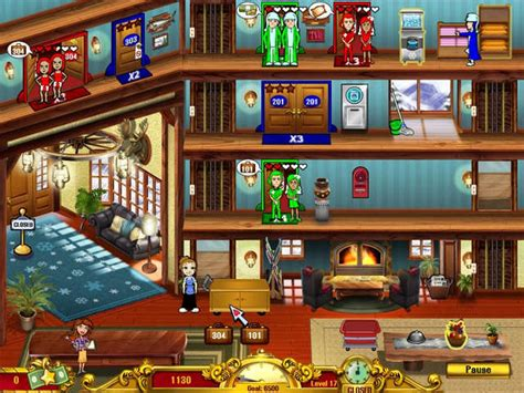 Hotel Dash - Suite Success Online Free Game | GameHouse