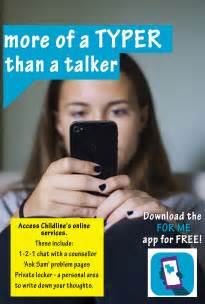 Childline launches new 'For Me' app to support young