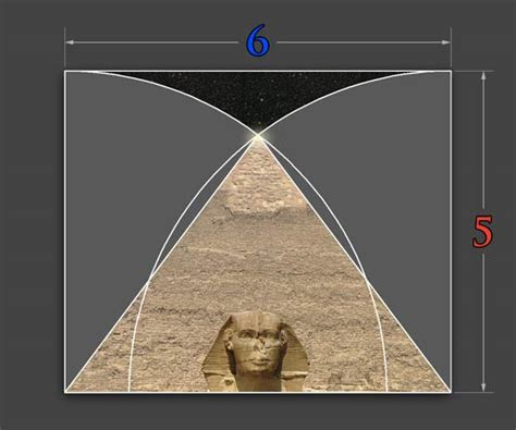 The Great Pyramid | Update: Phi, Pi, and e are encoded in