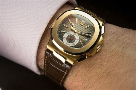 The Nautilus is the Ultimate Sports Watch