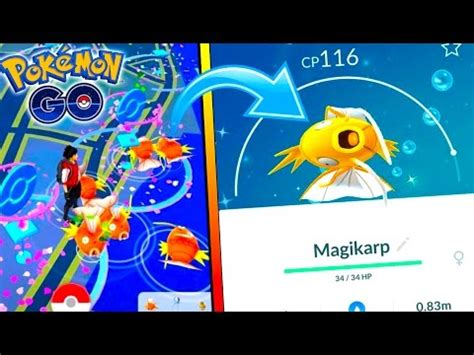 HOW HARD IS IT TO GET A SHINY POKEMON IN POKEMON GO? New