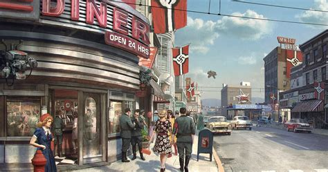 Hands-on With 'Wolfenstein II: The New Colossus' - Rolling