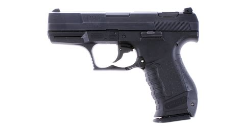 Pistole Walther P 99 9 mm Luger - č