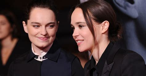 Ellen Page And Girlfriend Emma Portner Are Married | HuffPost