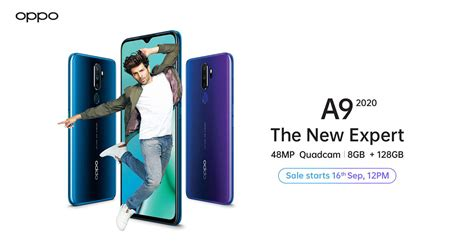 OPPO A9 2020 with 48MP Camera, Snapdragon 665 SoC to