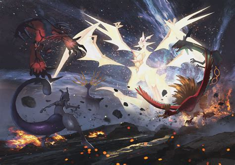 9 Pokémon Ultra Sun HD Wallpapers   Background Images