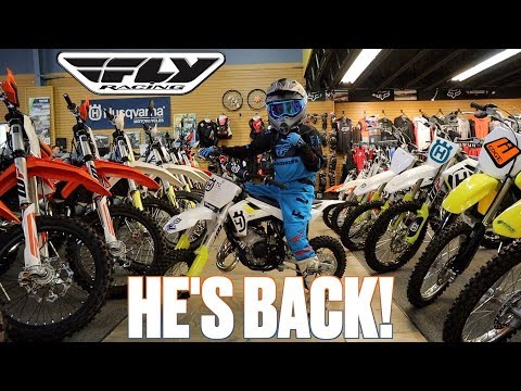 Where Are They Now: Brad Lackey - Racer X Online