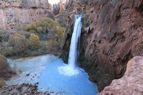Grand Canyon Tribal land known for waterfalls won't allow