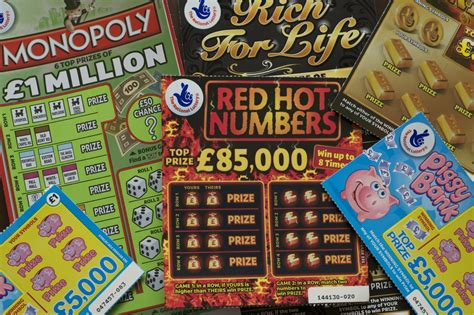 Scratch Cards - Learn all you need to know at Slotssons