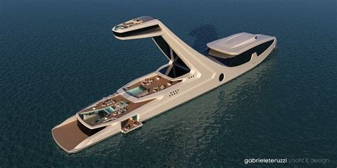 Pictures: The towering Shaddai superyacht - YBW