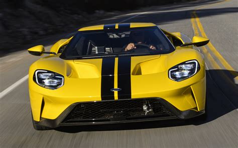 2017 Ford GT - Wallpapers and HD Images | Car Pixel