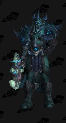 Transmogrification Death Knight Plate Sets Guide (Legion 7