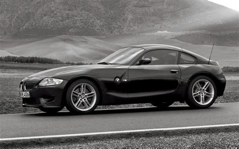 BMW Z4 MCoupe : 2007 | Cartype