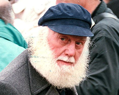Del Boy becomes Uncle Albert   Daily Mail Online