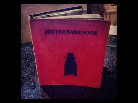 The Making of The Babadook Pop Up Book HD - YouTube