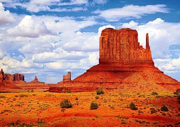 USA, Monument Valley - Puzzle-prodej