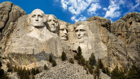 Mount Rushmore by the Numbers | Outside Online