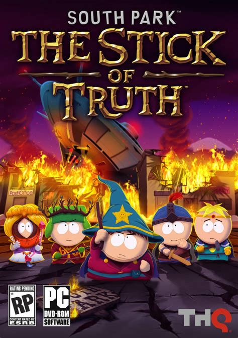 South Park: The Stick of Truth (Uplay) – CC Entertainment