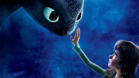How to Train Your Dragon (2010) Movie Wallpapers   HD