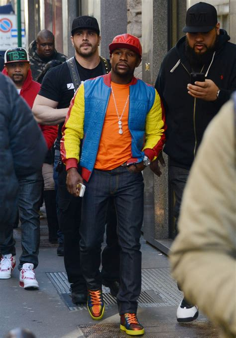 How Not to Wear Color, Starring Floyd Mayweather   GQ
