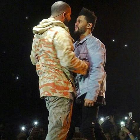 Fact or Photoshop? Did Drake Kiss The Weeknd? | [Aazios