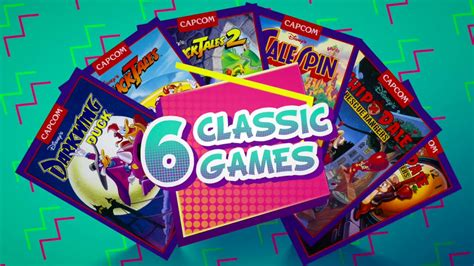 The Disney Afternoon Collection – PC - Games Torrents