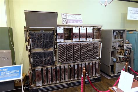 The UNIVAC Computer History and Development