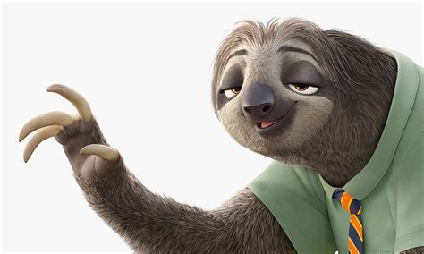 Sloths Run the DMV in the Newest Trailer for 'Zootopia