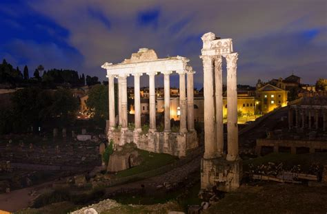 Forum romanum - the roman forum, also known by its latin ...