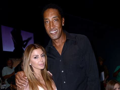 Scottie Pippen & Reality Star Larsa Younan Are Divorcing