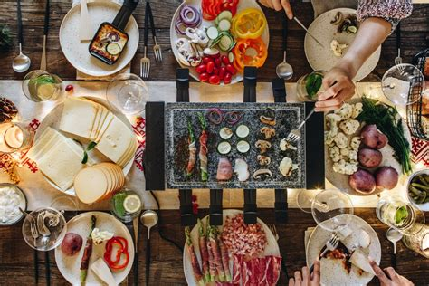 Raclette Party Ideas   Crate and Barrel