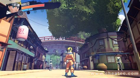 Naruto: Rise of a Ninja Review for Xbox 360 (X360)