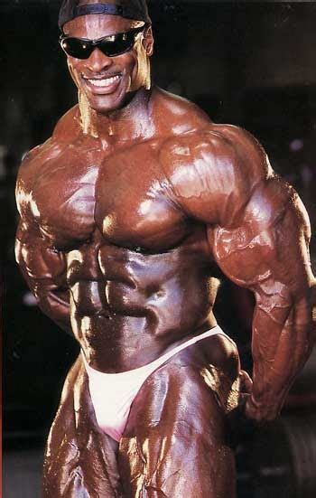 Body Building: About Ronnie Coleman