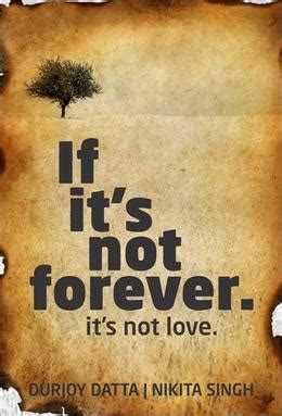 If It's Not Forever - Wikipedia