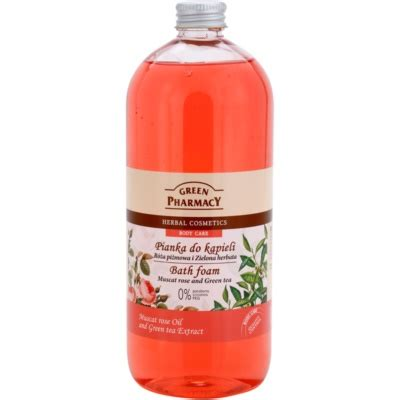 Green Pharmacy Body Care Muscat Rose & Green Tea, sprchový