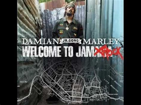 Welcome to Jamrock (Remix) - Damian Marley Ft