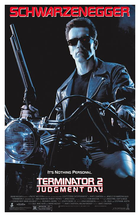 Terminator 2: Judgment Day movie posters at movie poster