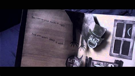 THE BABADOOK   Storybook Scene - YouTube