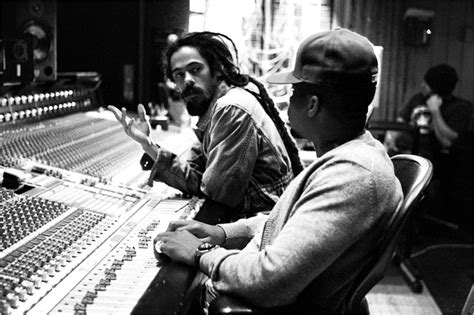 Damian Marley and Nasir Jones in 'Distant Relatives' - The